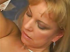 Blonde, Facial, Hardcore, Mature
