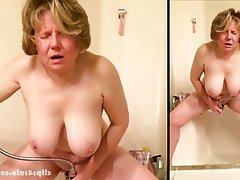 Masturbation, Mature, MILF, Orgasm