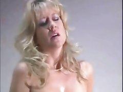 Blonde, Close Up, Masturbation, Mature