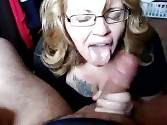 Facial, Mature, POV