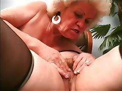 BBW, Granny, Hairy, Lesbian