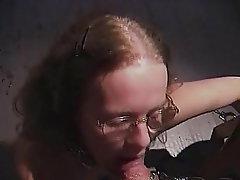 Blowjob, Mature, Nipples, Redhead