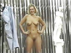 Blonde, Mature, Masturbation