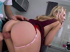 Ass, Babe, Big Cock, Blonde