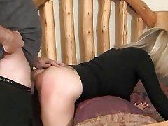 BDSM, Blowjob, MILF, Spanking