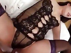 Stockings, Lingerie, Japanese, Mature